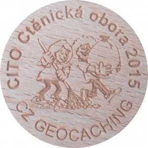 CITO Ctěnická obora 2015