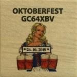 OKTOBERFEST GC64XBV