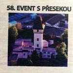 58. EVENT S PŘESEKOU
