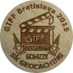 GIFF Bratislava 2015