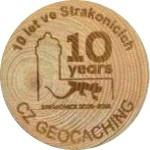 10 let ve Strakonicích