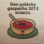 Den polevky Gazpacho
