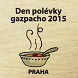 Den polévky gazpacho 2015 Praha