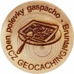 Den polevky gaspacho - Bruntal