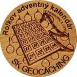 Rolkov adventný kalendár