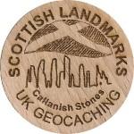 SCOTTISH LANDMARKS - Callanish Stones
