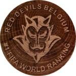 RED DEVILS BELGIUM   #1 FIFA WORLD RANKING