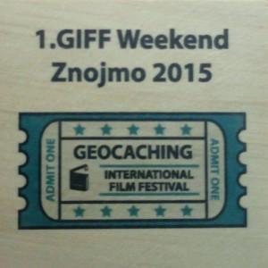 1.GIFF Weekend Znojmo 2015
