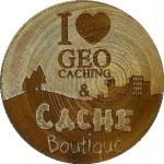 I ♥ GEO CACHING&CACHE Boutique