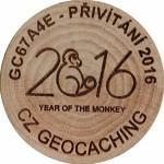 GC67A4E - PŘIVÍTÁNÍ 2016