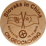 Slovaks In China