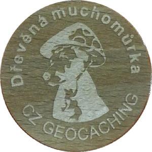 Dřevěná muchomůrka
