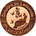 Geopyra on Lanzarote