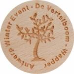 Antwerp Winter Event -De Vertelboom - Wapper