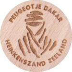 PEUGEOTJE DAKAR  HEINKENSZAND ZEELAND