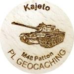 Kajeto M48 Patton