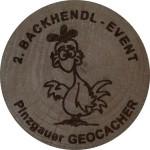 2. BACKHENDL - EVENT