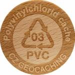 Polyvinylchlorid cache