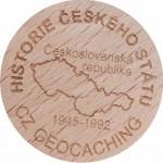 HISTORIE ČESKÉHO STÁTU