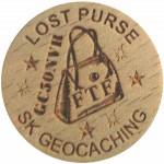 LOST PURSE