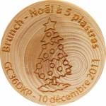 Brunch - Noël à 5 piastres