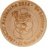 Avalanche 2014 • 9e édition