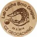 Lab Cache Brno Dragon