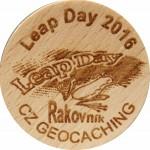 Leap Day 2016 - Rakovník