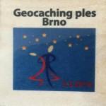 Geocaching ples Brno