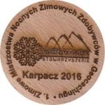 1. Zimowe Mistrzostwa Nocnych Zimowych Zdobywców w Geocachingu