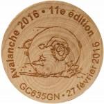 Avalanche 2016, 11e édition