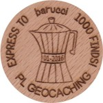 Barucci Express to 1000 Finds