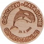 GC6CBZW - PATAGONIE