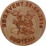 BBQ EVENT 20-09-2014
