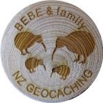 BEBE & family
