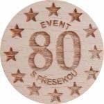 80 EVENT S PŘESEKOU