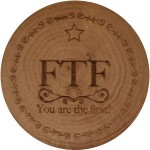 FTF - You are the first!
