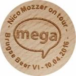 Nico Mozzer on tour - Brugse Beer VI - 10.04.2016