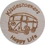Kissieszoekers - Happy Live