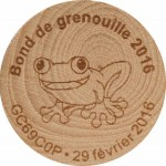 Bond de grenouille 2016