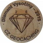 Diamant Vysočiny - 2015
