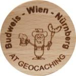 Budweis - Wien - Nurnberg