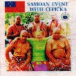 SAMOAN EVENT WITH ČEPIČKA