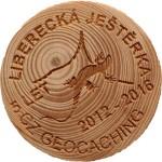 LIBERECKÁ JEŠTĚRKA 5 LET 2012 - 2016