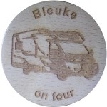 Bleuke on tour