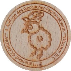 4. Auflage des Geocacher-FaschingEvents