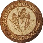 GC6HJCT - BOLIVIE