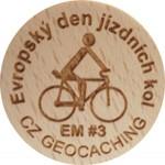 Evropský den jízdních kol
