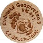 Cvilínské geopivečko 3