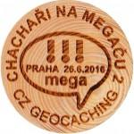 CHACHAŘI NA MEGAČU 2